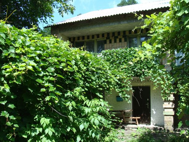 Продам 2-х этажный кирпичный дом с участком в с. Берёзовая Рудка