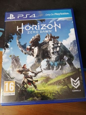 Gra PS4. Horizon Zero Dawn