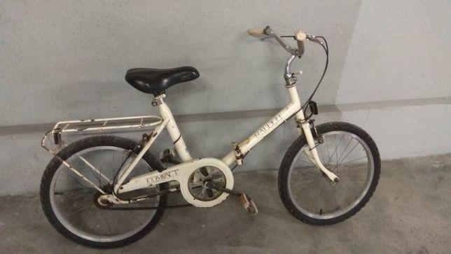 Bicicleta Dobrável Raleigh Compact