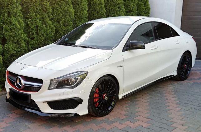 Auto do ślubu / Mercedes cla 45 amg