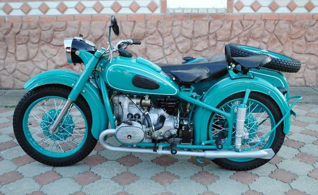 Мотоцикл Урал М62
