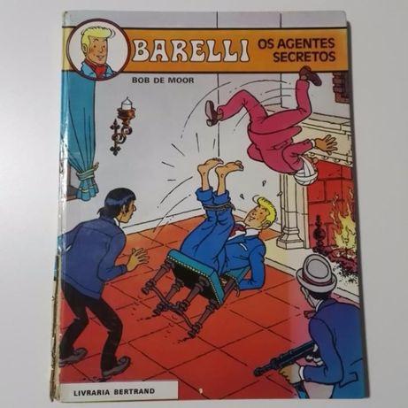 Barelli - Agentes Secretos - Bob Moor