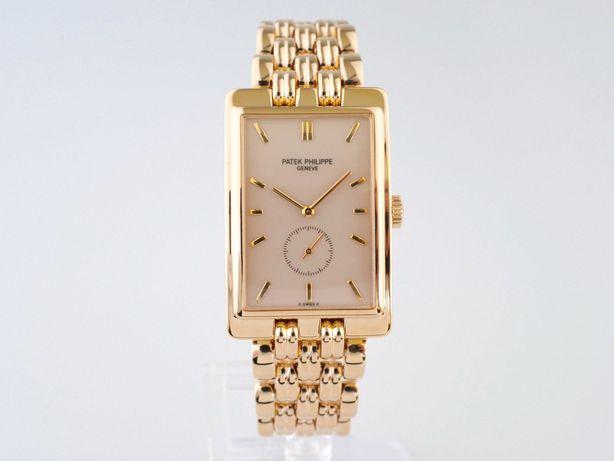 Мужские бу часы Patek Philippe Gondolo 25x40 мм