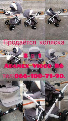 Детская коляска Adamex Vicco 2 в 1