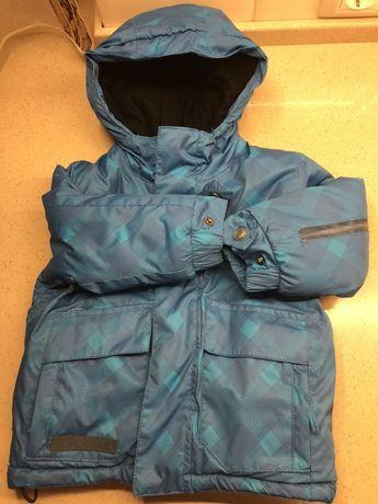 Продам куртку зимнюю на мальчика фирмы Bests plus Польша