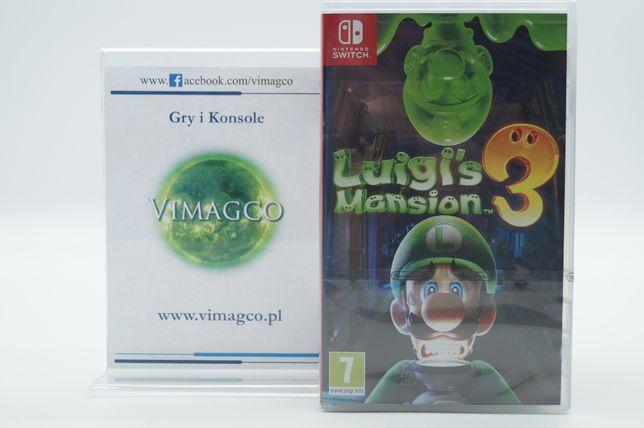 Nintendo SWITCH Luigi's Mansion 3 Sklep VIMAGCO