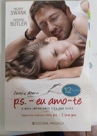 """""""P.S. Eu Amo-te"""", Cecelia Ahrrn"""