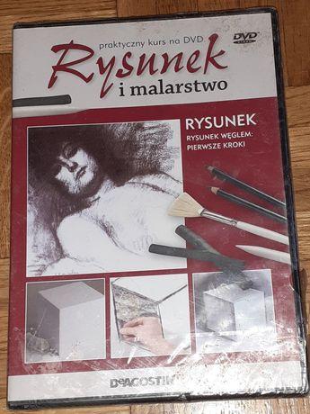 Rysunek i malarstwo płyta DVD
