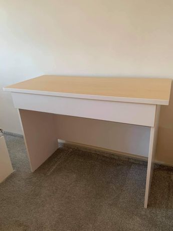 Białe Biurko / Toaletka