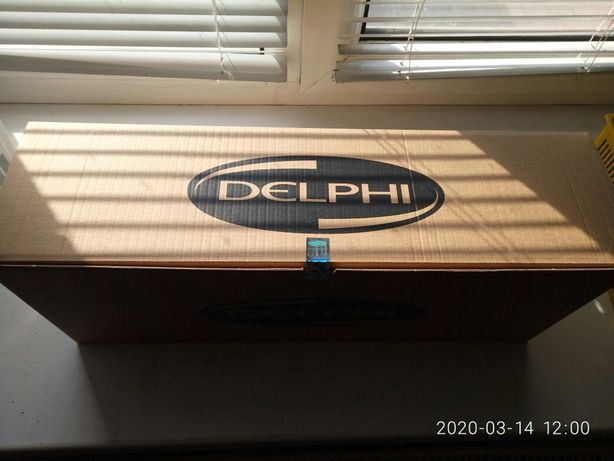Катушка зажигания, модуль зажигания Delphi Опель вектра с зафира z22se