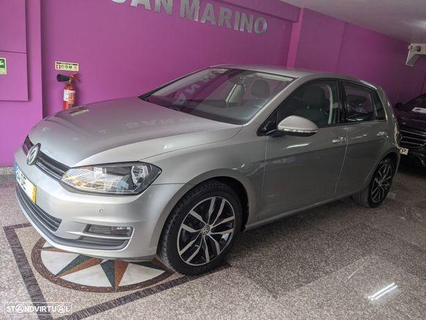 VW Golf 1.6 TDi GPS Edition DSG