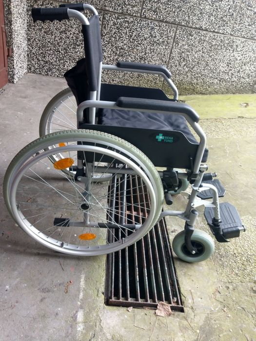 Wózek inwalidzki standardowy Reha Fund Cruiser. Otwock - image 1