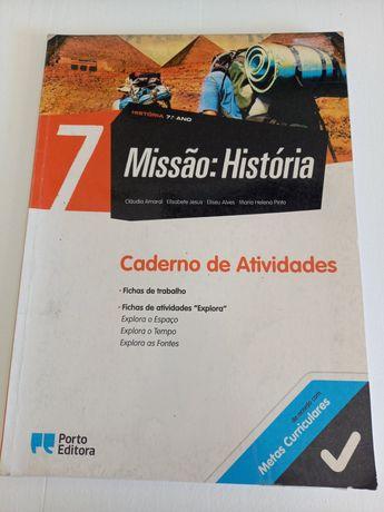 Manual História 7⁰ano
