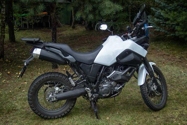 Yamaha XT660ZA rok 2016 niski przebieg
