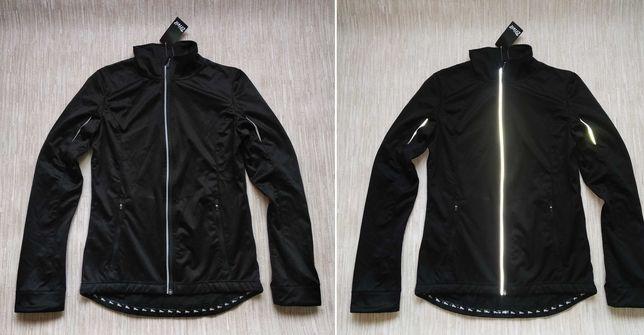 Женская Softshell велокуртка Crivit Crane, вело куртка