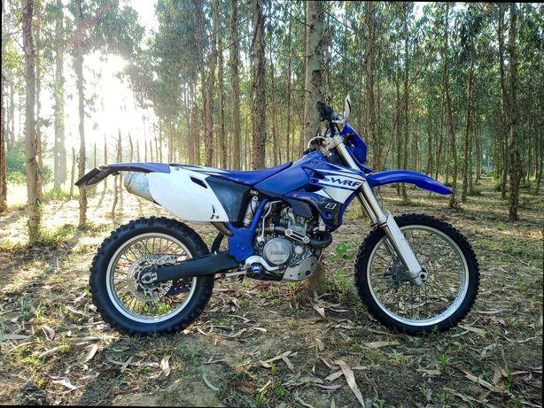 Yamaha WR 450 F Matriculada Carta A2