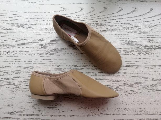Туфли для танцев, тренировочные (24см)