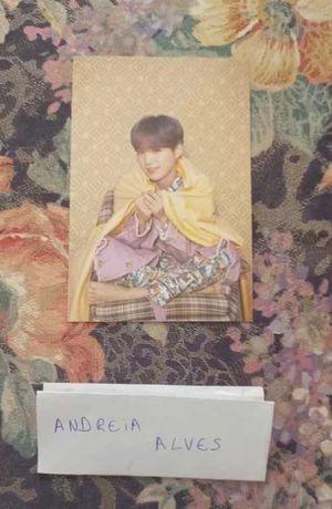 Postcard Yoongi BTS persona
