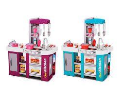 Детская кухня 922-46 Вода Духовка Холодильник, Свет, Звук Высота 72 см