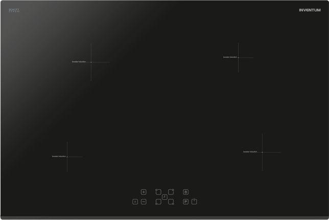 Płyta Indukcyjna IKI7831 INVENTUM Kuchenka indukcyjna 78 cm