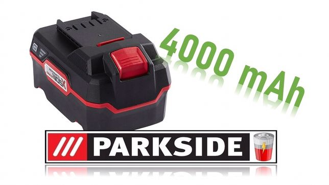 Nowy Akumulator PAP 20 A3 4AH BATERIA Parkside