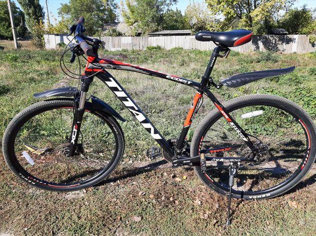 Горный велосипед Titan Egoist 29 в отл. состоянии