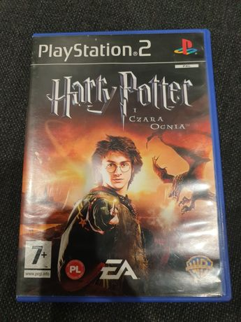 Harry Potter czara ognia pl dubbing playstation 2
