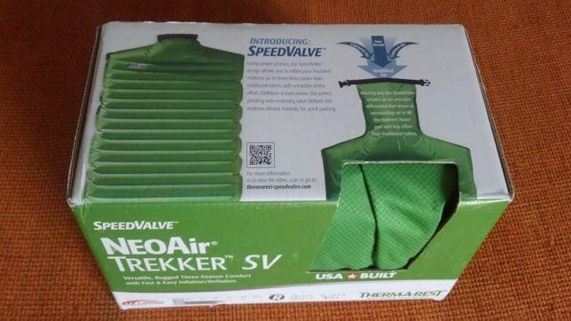 Надувний килимок Therm-a-Rest NeoAir Trekker SV RV=3.0,коврик,каремат
