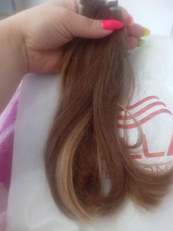 Włosy naturalne 16 cm długości
