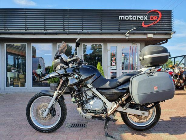 BMW F650GS F650 F 650 GS lift kufry Motorex DP Gniezno