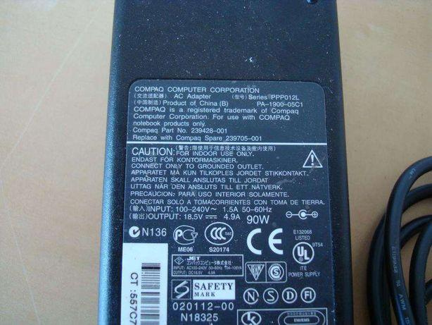 carregador HP PA-1900-05c1 Original