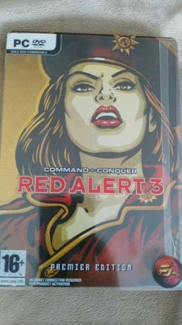 Jogo PC Command and Conquer: Red Alert 3 Premier Edition