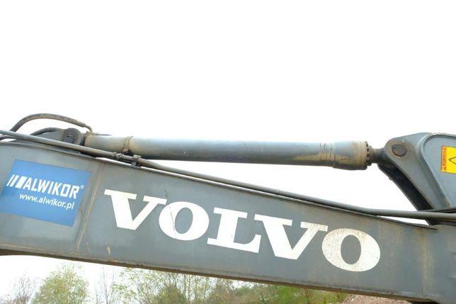 Siłownik na ramieniu-do koparki Volvo ec 240