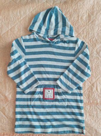 Платье туника на 5-6 лет