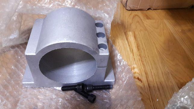 Кронштейн держатель шпинделя 65мм 80мм 100мм для станков ЧПУ CNC