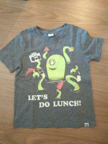 T-shirt brilha no escuro - Baby GAP - 4 anos