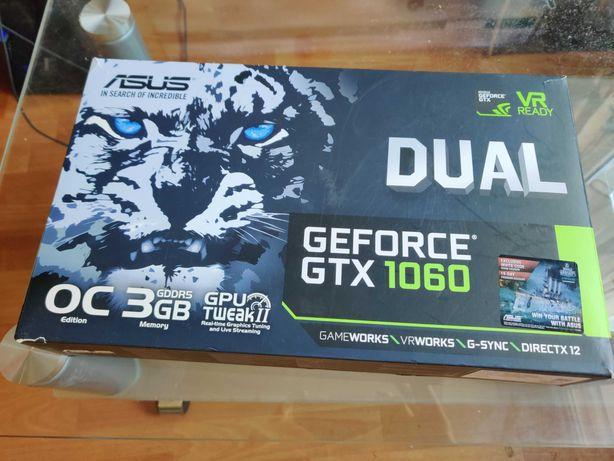 GeForce GTX 1060 Dual OC 3GB