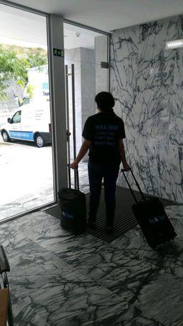 Limpeza em Alojamento Local