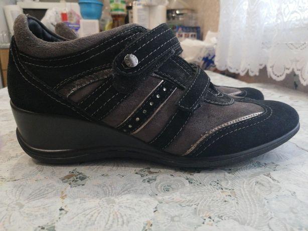Туфли Geox р.38 кроссовки ботинки