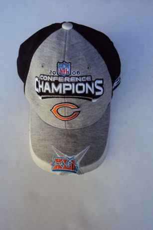 reebok conference champions 2006 nfl xxl super bowl chicago