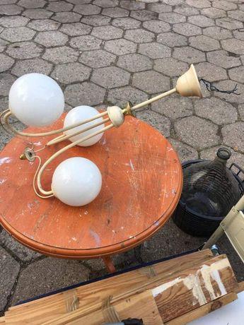 Lampa sufitowa - stary model