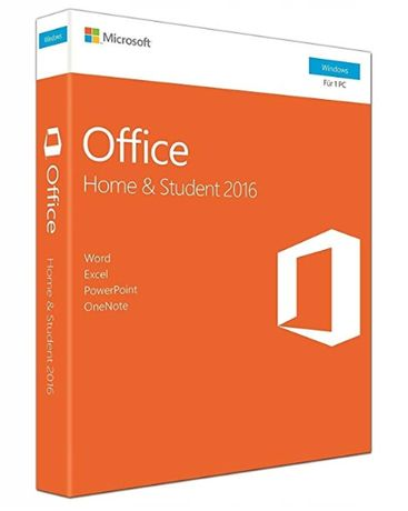 Microsoft Office Home and Student 2016 PL Windows