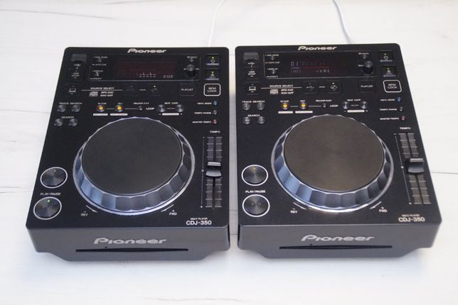 2 x Pioneer CDJ 350 Gwarancja Skup Zamiana DJM 400/600/700/800