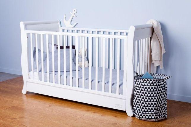 Troll Romantica 140x70 łóżeczko dziecięce