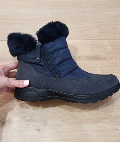 Новые зимние ботинки Easy Street размер 41-42