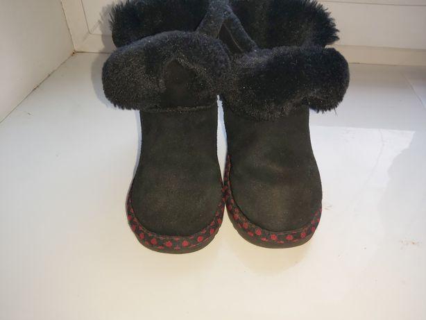 Ugg Угги уги зима зимние замшевые замш MUMUTU. Обувь для девочки.