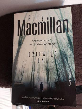 Dziewięć dni - Gilly Macmillan