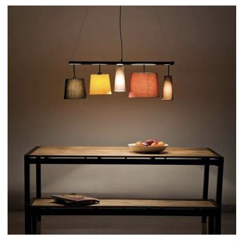 Lampa wisząca Parecchi Colore 100cm KARE design