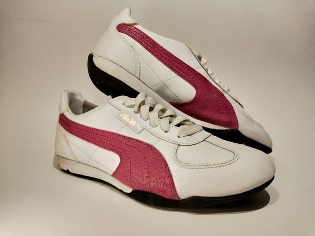 Damskie buty marki Puma (rozmiar 37)