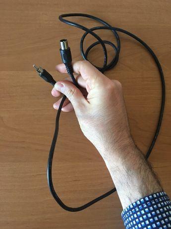 Три tv кабеля